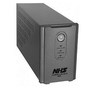 Nobreak NHS Interativo Compact Plus III Entrada BIVOLT Saída Configurável NHS