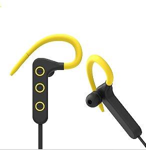 Headset Esportivo Sem Fio Bluetooth c/Microfone ZW-82