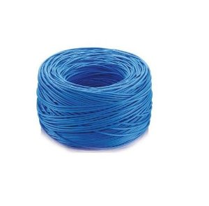 Cabo de Rede CAT6 Commscope Azul (No Metro)