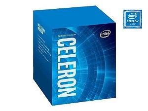 Processador Intel Celeron G4930 1151 3.2GHz 2MB Cache BX80684G930