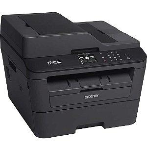 Impressora Laser Monocromática Wi-Fi Duplex 110V MFC-L2740DW Brother
