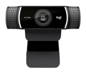 Webcam Logitech C922 PRO Full HD 1080P 30FPS Tripé
