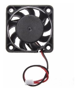 Mini Cooler 40x40mm 12v 2 Pinos