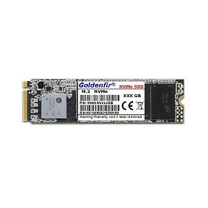 SSD 256GB M.2 NVME Leitura 2500MB/s Goldenfir