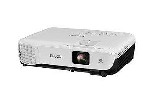 Projetor Epson VS250 3200 Lumens Powerlite H838A