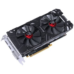 Placa de Vídeo GeForce RTX 2060 Dual OC 6GB GGDDR6