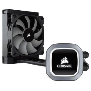 Water Cooler Corsair 120mm H60 Hydro Series c/LED Branco CW-9060036-WW