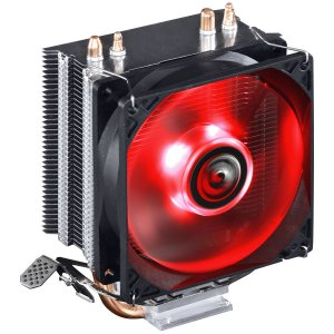 Cooler KZ2 para Processador Intel 115x/AMD LED Vermelho ACZK292LDV PCYes