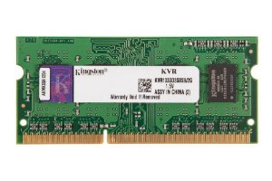 Memoria Notebook DDR3 4GB 1333MHz Kingston