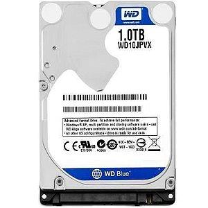 "HD 2.5"" Notebook SATA 1TB 5400RP WD10JPVX WesternDigital"
