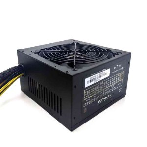 Fonte 600W Full Range PFC 80 Plus Bronze PS-G600B C3Tech