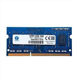 Memoria Notebook DDR3 4GB 1600MHz Teikon