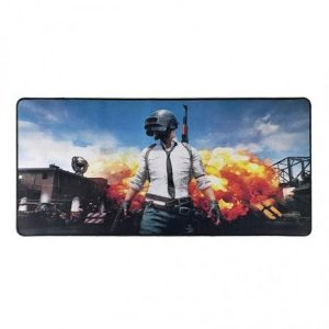 Mouse PAD Gamer Extra Grande PUBG 900x400mm Emborrachado MP-9040A Exbom