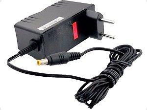 Fonte para Monitor LG 12V 2.5A