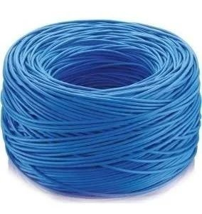 Cabo de Rede 305M CAT6 100% Cobre Homologado UTP 4 Pares Commscope