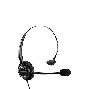 Headset Monoauricular USB CHS 55 Intelbras