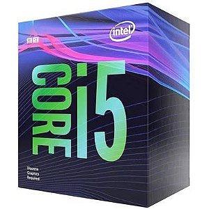 PROCESSADOR INTEL CORE I5-9400 HEXA-CORE 2.9GHZ (4.1GHZ TURBO) 9MB CACHE BX80684I59400