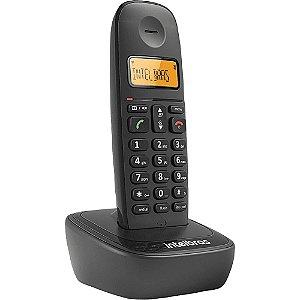 Telefone Sem Fio TS2510 Inalâmbrico Digital c/Identificador Intelbras