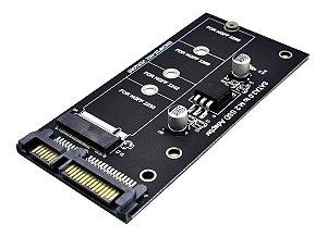 Adaptador Conversor Ngff SSD M.2 para SATA III