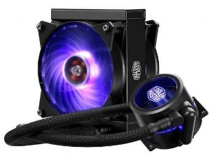 Water Cooler MasterLiquid Pro 120mm RGB CoolerMaster RGB-MLY-D12X-A20PC-R1