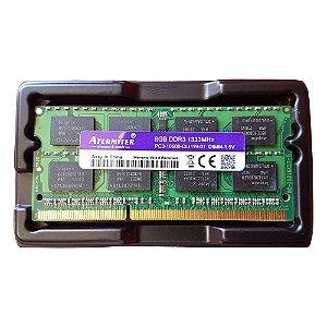 Memoria Notebook DDR3 8GB 1333MHz Atermiter