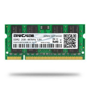 Memoria Notebook DDR2 2GB 667MHz Ankowall