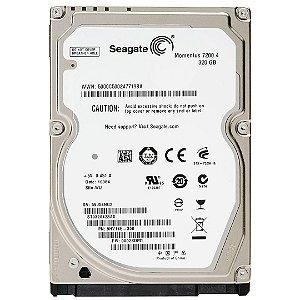 "HD 2.5"" Notebook SATA 320GB ST9320423AS Seagate"