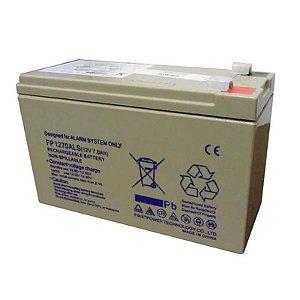 Bateria Selada VRLA 12V 7A Secpower