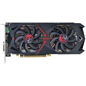 Placa de Vídeo PCYES Radeon RX 570 4GB 256Bits GDDR5 DVI DP HDMI