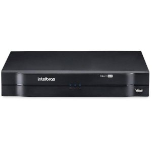DVR 8CH Multi HD MHDX 1108 Digital e Analógico INTELBRAS