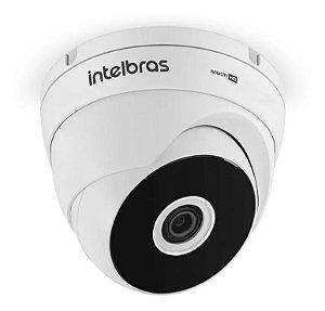 Câmera Dome Infravermelho IR 20m MultiHD VHD3120 D G5 Intelbras