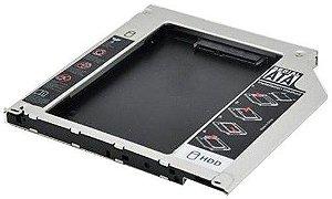 Adaptador Caddy HD SATA 2.5 9.5mm AC-95 Vinik