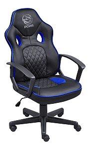 Cadeira Gamer Mad Racer STI Master Azul PCYes MADSTIMSAZ