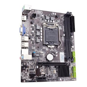 Placa mãe LGA 1156 H55-Q57 DDR3/1600 10/100  1° Ger.