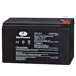 Bateria Selada VRLA 12V 7A GetPower