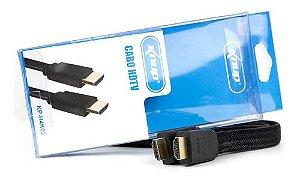Cabo HDMI x HDMI 10M 4K Blindado Malha KP-H4K02 Knup