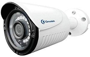 Câmera Bullet Infravermelho AHDM 720P 2.8MM 1MP IP66 Greatek