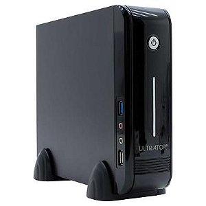 Mini Computador Ultratop Placa Mãe Mini ITX H61 + Processador Intel Core i3 3220 + Memória 8GB DDR3 + SSD 256GB