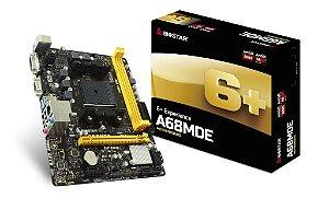 Placa Mãe Biostar AMD FM2+ Dual Channel DDR3 VGA/DVI USB 3.0