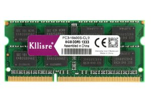 Memoria Notebook DDR3 8GB 1600MHz 1.5V Kllisre