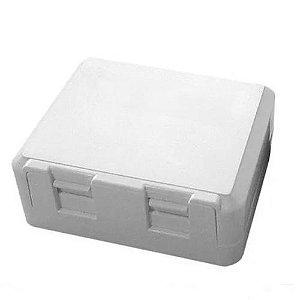 Caixa de Sobrepor P/2 Keystones