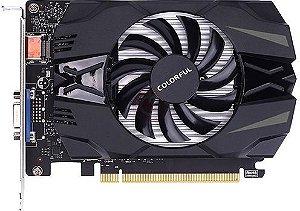 Placa de Vídeo Nvidia GeForce GT1030 2GB GDDR5 64BIT VGA HDMI Colorful