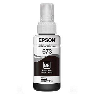 Refil de Tinta Epson Preto 673