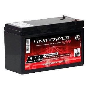 Bateria Selada VRLA 12V 9A UNIPOWER