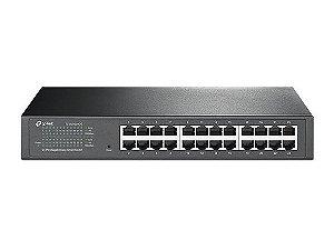 Switch 24 Portas 10/100/1000Mbps GIGABIT TL-SG1024DE TP-Link