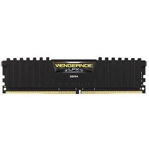 Memoria DDR4 8GB 2666Mhz Vengeance LPX Corsair