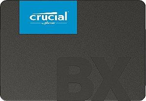 "SSD 480GB 2,5"" SATA III BX500 Crucial"
