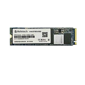 SSD 512GB M.2 NVME 2280 Leitura 3500Mbp/s Reletech