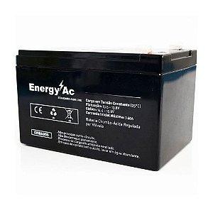 Bateria Selada VRLA 12V 1,3AH EnergyAc