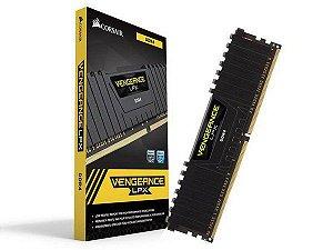 Memoria DDR4 8GB 2400Mhz Vengeance LPX Corsair